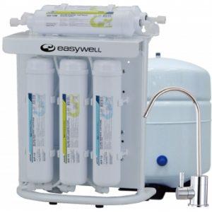 دستگاه تصفیه آب خانگی زیر سینکی پایه دار EASYWELL (ایزی ول) مدل RO 3816