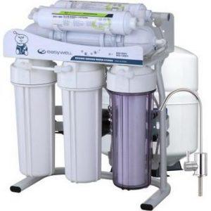 دستگاه تصفیه آب خانگی زیر سینکی پایه دار EASYWELL (ایزی ول) مدل RO 116